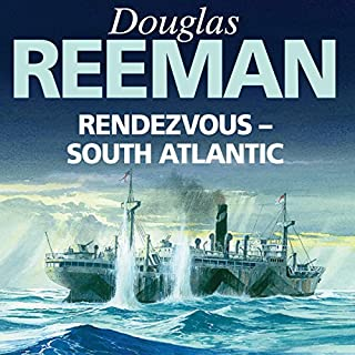 Rendezvous - South Atlantic audiobook cover art
