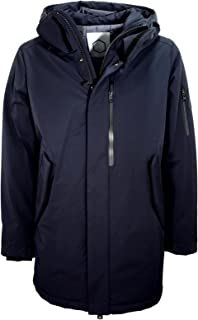 HOX Chaqueta hombre modelo Reflex XU3518 color dark azul cremallera y capucha