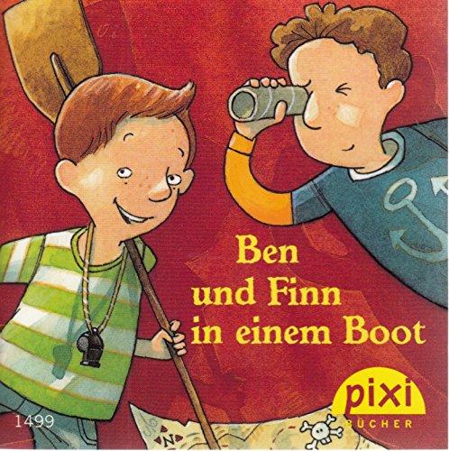 Ben und Finn in einem Boot - Pixi-Buch 1499 aus Pixi-Serie 167