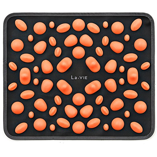La-VIE(ラヴィ) ミニ足つぼマット 足裏いてーよ 土踏まず 3B-4769