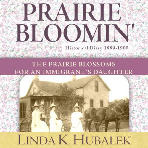 Prairie Bloomin' audiobook cover art