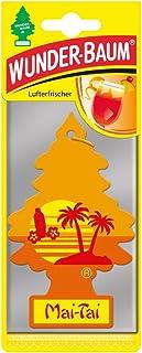 New Wunder Baum Little Trees hanging Auto Lufterfrischer Büro Home Duft Spiegel Aufhängen Geschenk mai tai