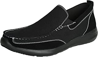4HOW Mens Casual Loafer Slip On Shoe