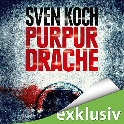 Purpurdrache audiobook cover art