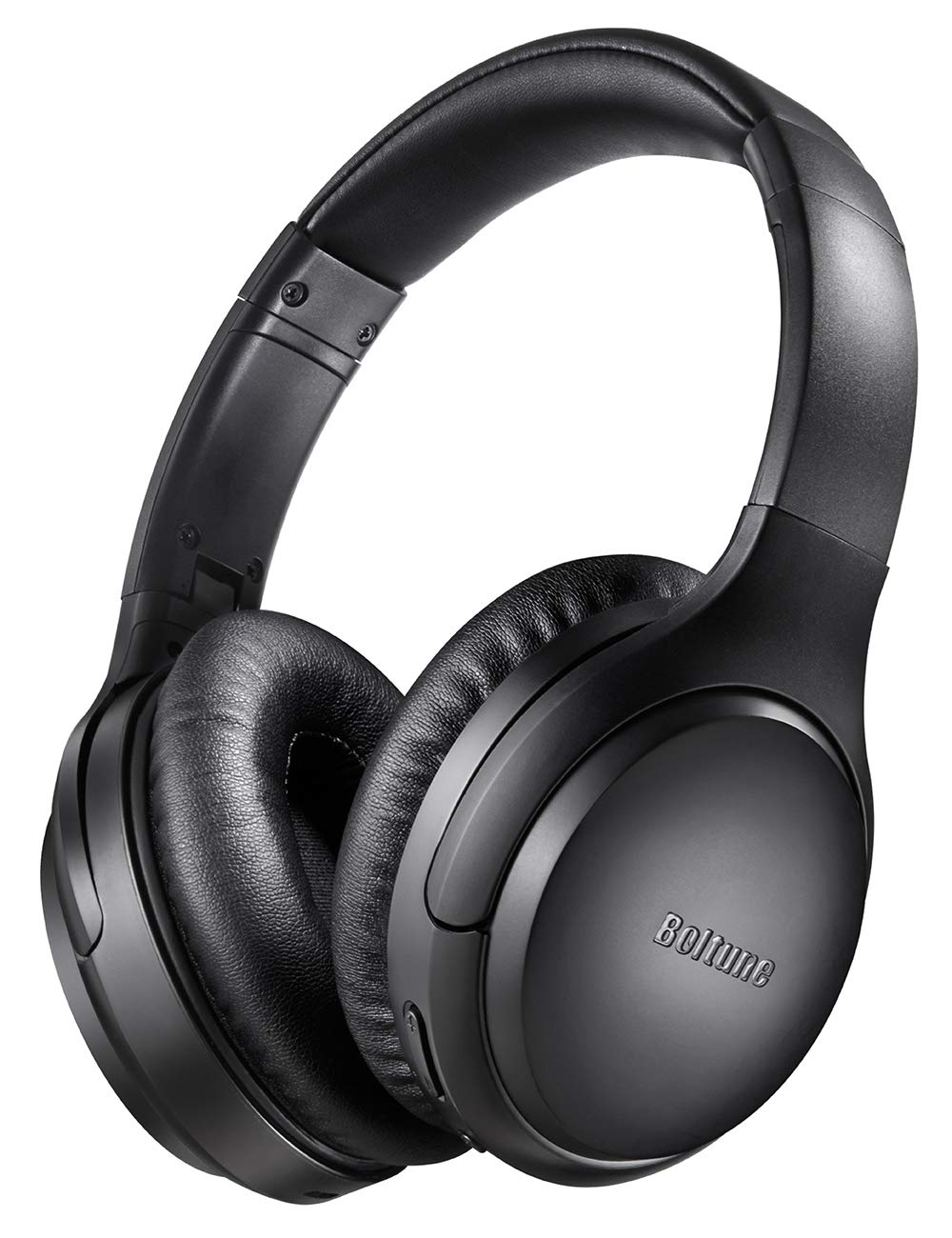 Cancelling Headphones Boltune Bluetooth Comfortable