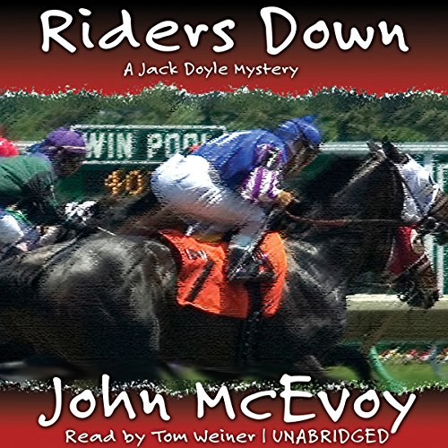 Riders Down audiobook cover art