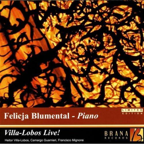 Bachianas Brasileiras No. 3, For Piano & Orchestra: II. Fantasia (Villa