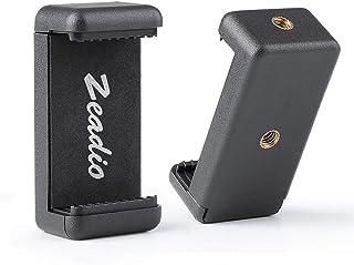 Zeadio Soporte Móvil, con trípode Monopod Interfaz estabilizador Selfie-Stick para iPhone Samsung Huawei Sony LG Nexus Nokia y Otros teléfonos