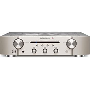 Marantz PM6006 Integrated Stereo Amplifier - UK Edition - Silver