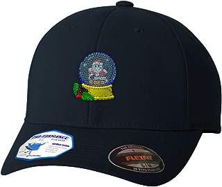 Custom Flexfit Baseball Cap Polyester Hat Elastic