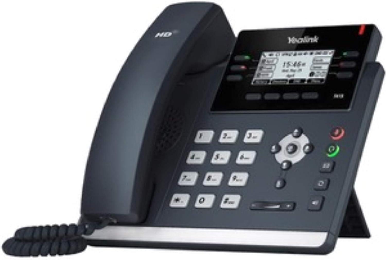 Yealink Ip Telefon Sip T41s Skype4business Edition Elektronik