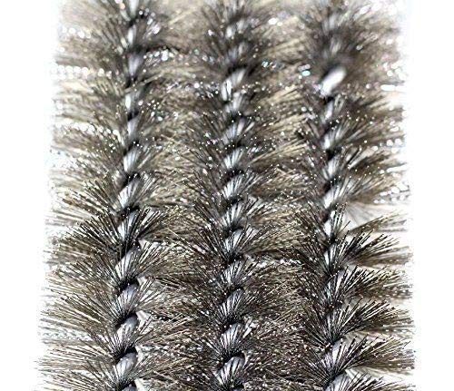 GAINWELL BBQ GRILL BRUSH - Stainless Steel