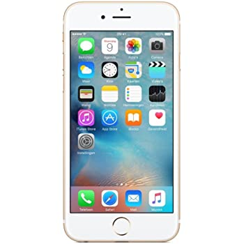 Apple iPhone 6S - Smartphone libre iOS, Pantalla 4.7in, 64 GB (Dual-Core 1.4 GHz, 2 GB de RAM, camara de 12 MP), Dorado (Gold) (Reacondicionado): Amazon.es: Electrónica
