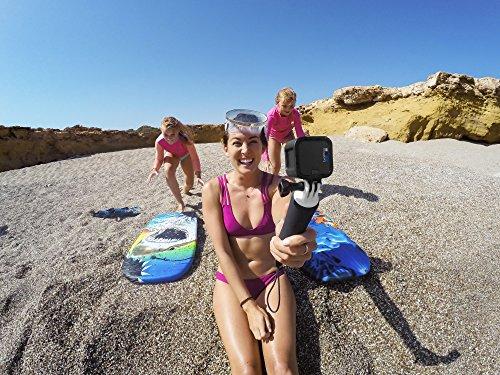 GoPro HERO5 Session Action Kamera (10 Megapixel) schwarz/grau - 4