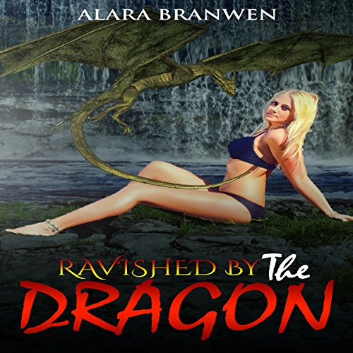 Ravished by the Dragon audiobook cover art