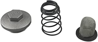 Wingsmoto Oil Screen Filter Cleaner Cap GY6 50 150 Moped Scooter Engine Baja Jonway Lance BMX