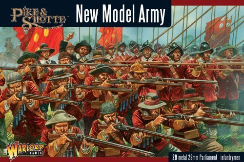 Pike & Shotte 28mm New Model Army by Warlord Games