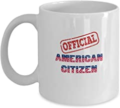 Proud New American Citizen Mug