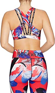 Rockwear Activewear Women's Olympia Li V Neck Bra From size 4-18 Low Impact Bras For