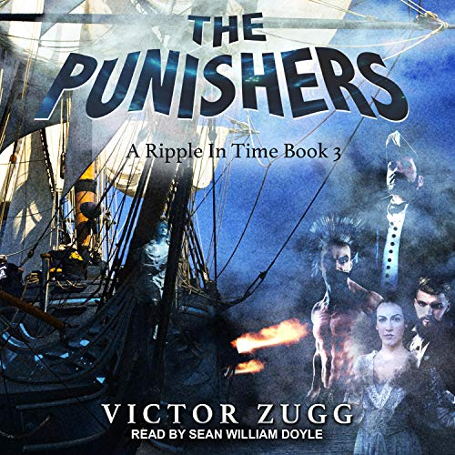 The Punishers Audiobook By Victor Zugg cover art