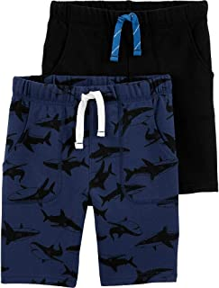 Carter's Boys' 2-Pack French Terry Shorts