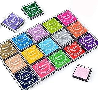 Colore: Marrone Scuro Tsukineko/ /Tampone di Inchiostro Delicata Materiale Sintetico