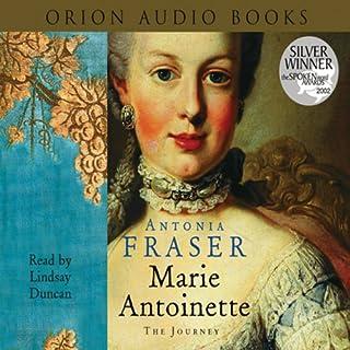 Marie Antoinette                   De :                                                                                                                                 Antonia Fraser                               Lu par :                                                                                                                                 Lindsay Duncan                      Durée : 6 h et 29 min     Pas de notations     Global 0,0