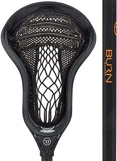 WARRIOR Burn Warp Next Complete Lacrosse Defense Stick 54