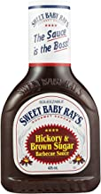 Sweet Baby Ray's BBQ Sauce - Hickory Brown Sugar, 1er Pack (1 x 510 g Flasche)