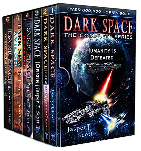 Dark Space: The Complete Series (Books 1-6) by [Jasper T. Scott, Aaron Sikes]