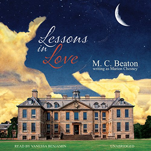 Lessons in Love Audiobook By M. C. Beaton cover art