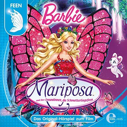 Barbie: Mariposa und ihre Freundinnen, die Schmetterlingsfeen Titelbild
