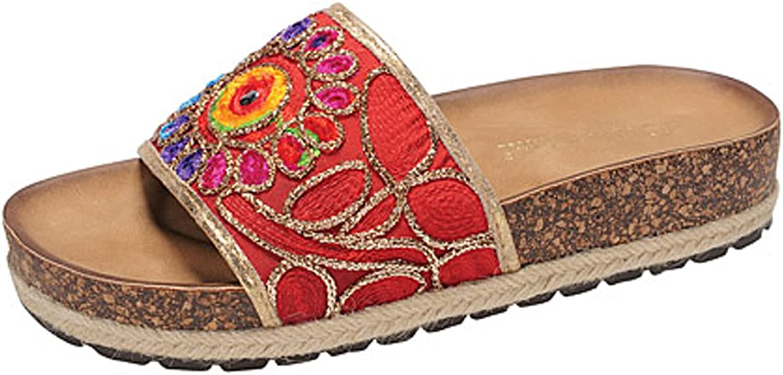 WestCoast Regain Women's Print Single Strap Soft Sole Comfort Slippers shoes Slide Sandals