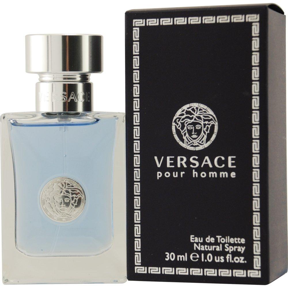Gianni Versace Signature Houston Mall Eau De Toilette Men 1 for Max 70% OFF Spray Ounce