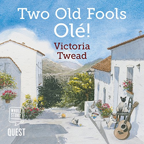 Two Old Fools - Olé! audiobook cover art