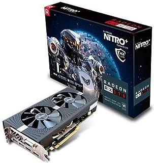 VGA ATI Radeon SAPPHIRE RX570 4G GDDR5 Nitro+