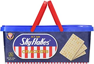 M.Y. San Sky Flakes Crackers, 30 Ounce