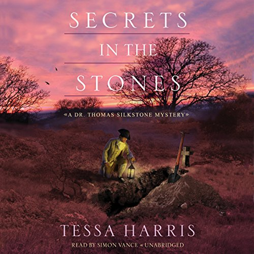 Secrets in the Stones audiobook cover art