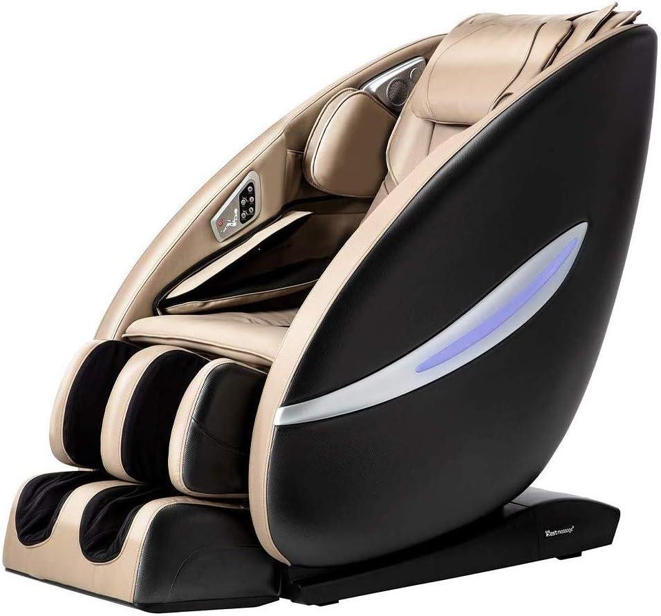Shiatsu Massage Charlotte Mall Chair Full Body Recliner Zero store Gravity Electr and