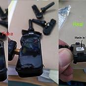 Color : Black Neum/ático de TPMS Trye Sensor de presi/ón Ajuste for el Ford Focus guardabosques EV6T-1A180-CB Nueva