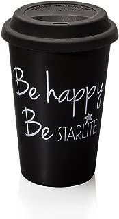 Starlite Shop Vaso Starlite Be Happy, Negro