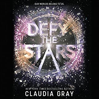 Defy the Stars                   By:                                                                                                                                 Claudia Gray                               Narrated by:                                                                                                                                 Nate Begle                      Length: 11 hrs and 21 mins     138 ratings     Overall 4.5