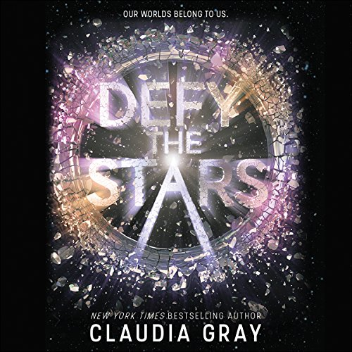 Defy the Stars audiobook cover art