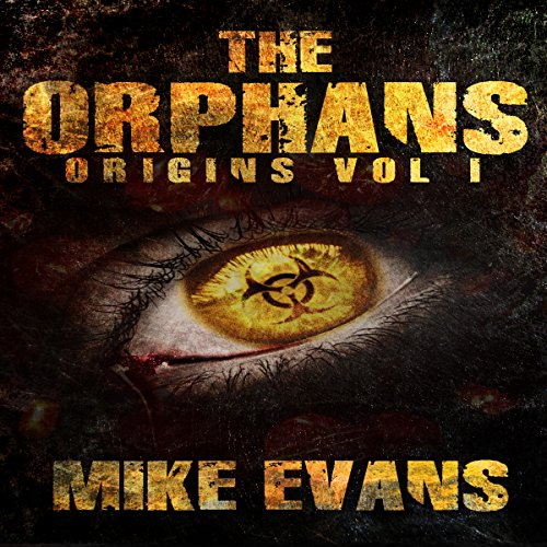 The Orphans audiobook cover art