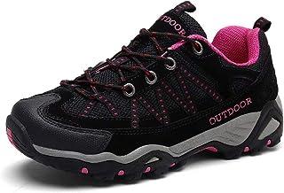 Wandelschoenen Heren Dames Lichtgewicht Ademend Trekking Schoenen Antislip Outdoor Laag Stijgende Hikingschoenen EU35-46