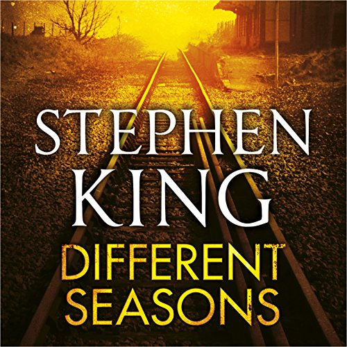 Couverture de Different Seasons