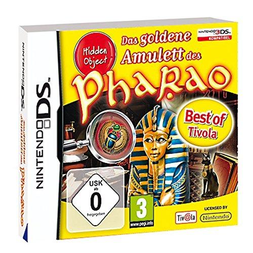 Best of Tivola : das goldene Amulett des Pharao [import allemand]