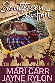 Southern Comfort (Compass Brothers Book 2) by [Mari Carr, Jayne Rylon]
