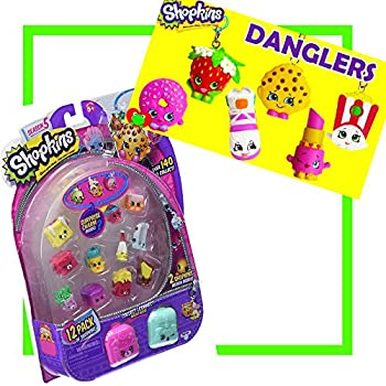 Shopkins Season 5 12-Pack & Shopkins Danglers | Shopkin.Toys - Image 1