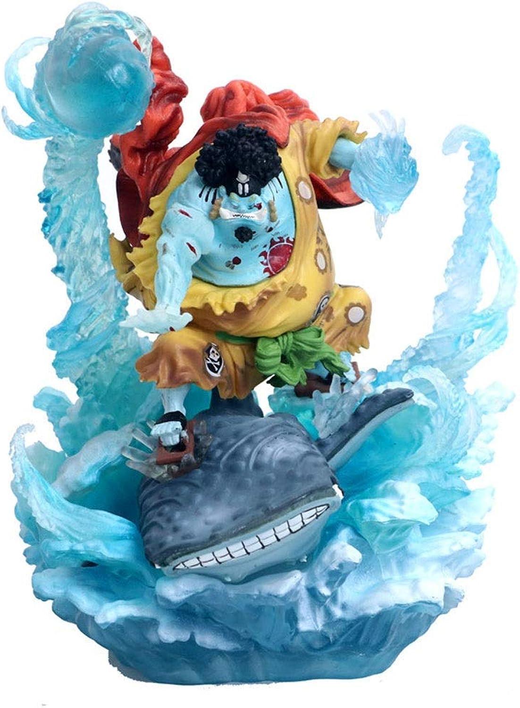 precioso CQOZ Estatua de Juguete de Anime Anime Anime Tiburón Ballena náutica Pez Hombre Modelo Estatua Alta (21 cm) Modelo Anime  punto de venta barato